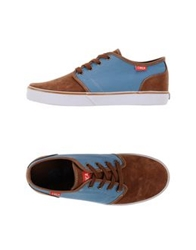 C1rca Low Tops And Trainers Camel