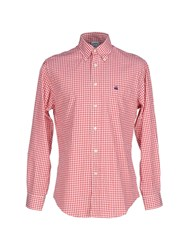 Brooks Brothers Shirts Shirts Men Red