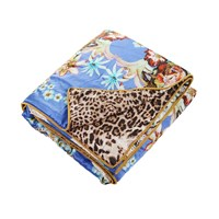 Roberto Cavalli Meissen Silk Throw 002