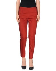 True Royal Trousers Casual Trousers Women Rust