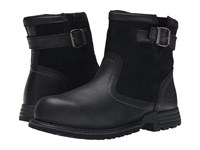 Caterpillar Jace Steel Toe Black Women's Work Boots