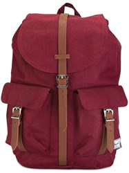 Herschel Supply Co. Single Strap Backpack Red