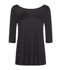 Claudie Pierlot Tape Open Back Top Female Black