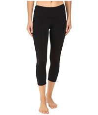 Brooks Go To Capris Black Women's Capri
