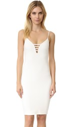 Bec And Bridge Georgia Ladder Dress Ivory