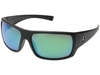 Von Zipper Suplex Polar Black Satin Quasar Glo Glass Polar Fashion Sunglasses