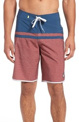 Quiksilver Men's 'Stomp Remix Vee' Scalloped Board Shorts