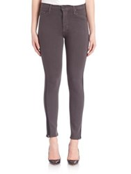 Hudson Barbara Skinny Pants Chrome Equ