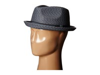 Bailey Of Hollywood Mannes Navy Multi Caps Blue
