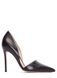 Gianvito Rossi Lena Stiletto Heeled Pumps Black