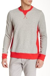 Parke And Ronen St. Moritz Sweater Red