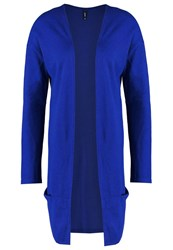 Smash Alpens Cardigan Blue Royal Blue