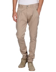 Dr. Denim Jeansmakers Casual Pants Beige