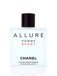 Chanel Allure Home Sport After Shave Lotion No Color