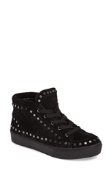 Marc Fisher Women's Ltd Sierre Studded High Top Sneaker