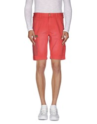At.P. Co At.P.Co Trousers Bermuda Shorts Men Red