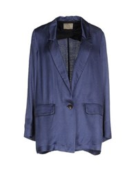 Attic And Barn Attic And Barn Suits And Jackets Blazers Women Blue
