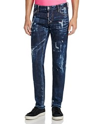 Dsquared2 American Pie Slim Fit Jeans In Blue