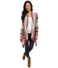 Billabong Beach Ramblin Cardigan Multi Women's Sweater
