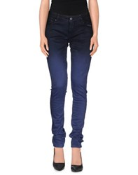 Red Soul Trousers Casual Trousers Women Dark Blue