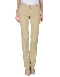 Historic Research Trousers Casual Trousers Women Beige