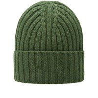 Gant Rugger Ribbed Beanie Green