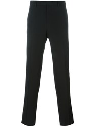 Givenchy Tailored Straight Fit Trousers Black