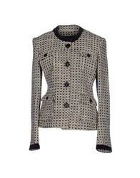 Entre Amis Suits And Jackets Blazers Women Black
