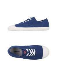 Mauro Grifoni Footwear Low Tops And Trainers Women Dark Blue