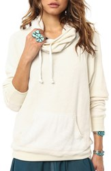 Junior Women's O'neill 'Northern' Cowl Neck Hoodie