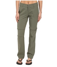 Columbia Saturday Trail Ii Convertible Pant Cypress Women's Casual Pants Green