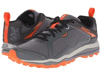 Merrell All Out Crush Grey Orange Men's Shoes Gray