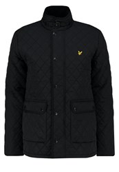 Lyle And Scott Light Jacket True Black