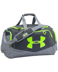 Under Armour Storm Undeniable Medium Duffle Steel