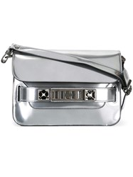 Proenza Schouler Mini 'Ps11' Shoulder Bag Metallic