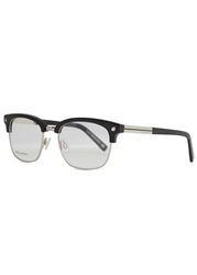 Dsquared James Black Clubmaster Style Glasses