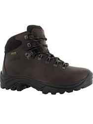 Hi Tec Ravine Waterproof Walking Boots Brown