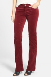 Kut From The Kloth Baby Bootcut Corduroy Pants Red