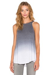 Saint Grace Bandit Tank Charcoal