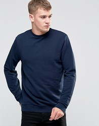 New Look Sweatshirt In Navy Navy