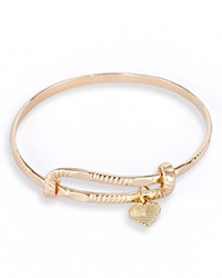 Alex And Ani Amber Waves Expandable Wire Bangle