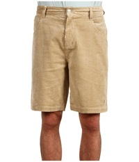 Toes On The Nose Pineapples Walkshort Khaki Men's Shorts
