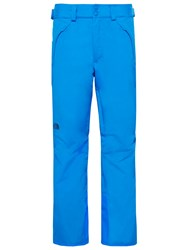 The North Face Presena Insulated Waterproof Men's Ski Trousers Blue