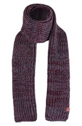 Men's Bickley Mitchell 'Twist' Scarf Burgundy Burgundy Twist