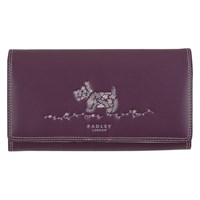 Radley Rosemary Gardens Large Leather Purse