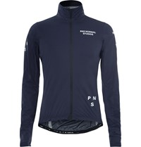 Pas Normal Studios Water Resistant Cycling Jacket Navy