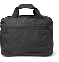 Eastpak Jalen Convertible Canvas Briefcase Black