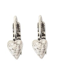 White Stuff Cara Fixed Heart Drop Earring