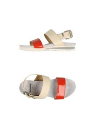 Bepositive Sandals Red