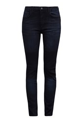 French Connection The Rebound Shadow Knee Jeans Black